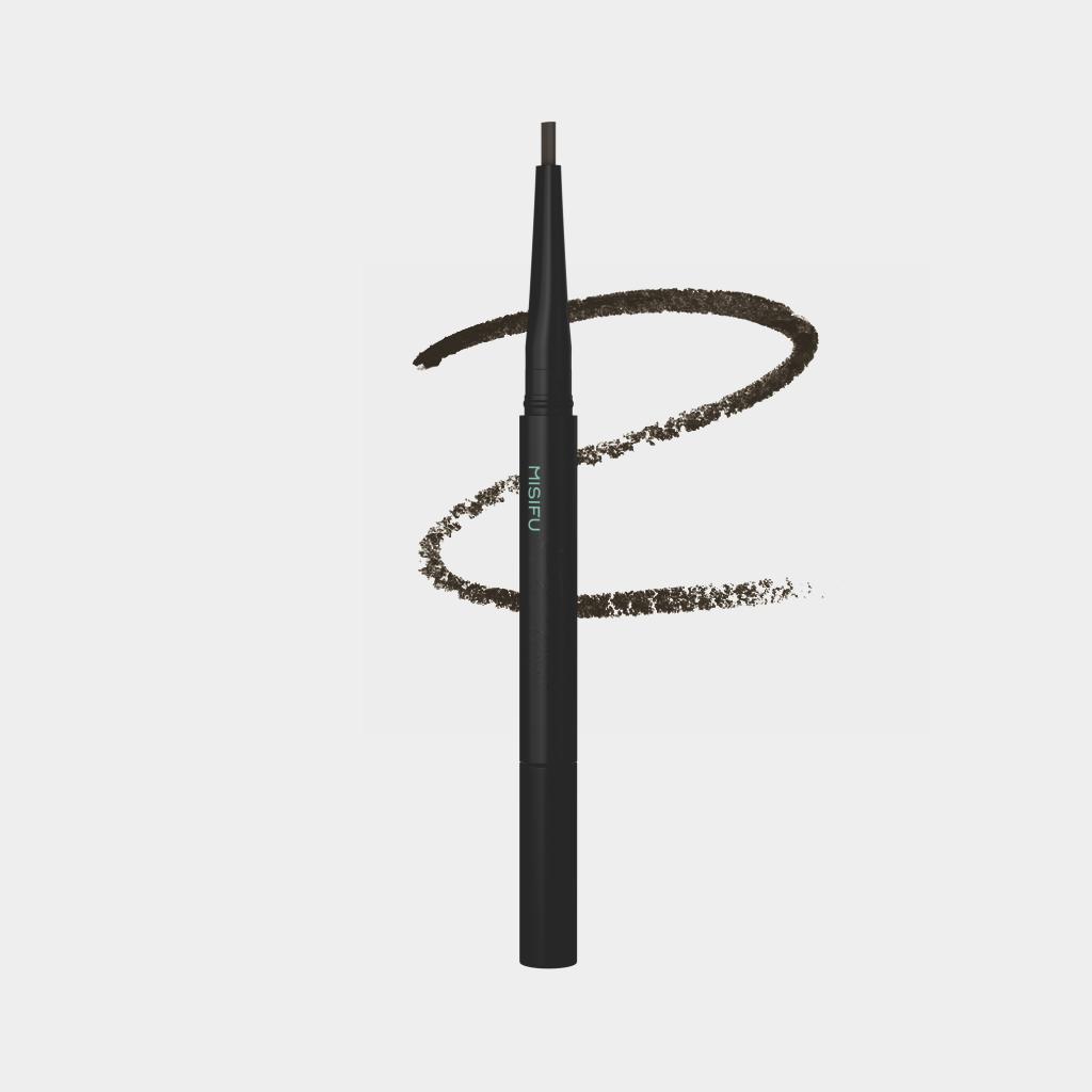 心意幻彩塑形自动眉笔    01# 深棕